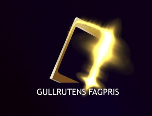 "Working on ""Gullrutens fagpris"""