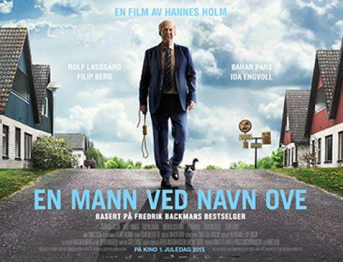 "Spiller klassisk gitar i den svenske filmen ""En Mann ved navn Ove"""