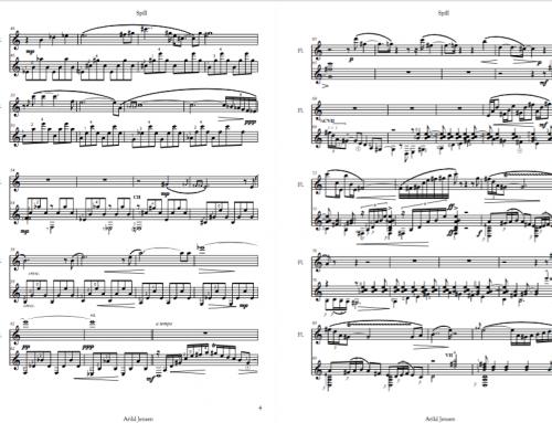 Arbeisstipend fra komponistenes vederlagsfond