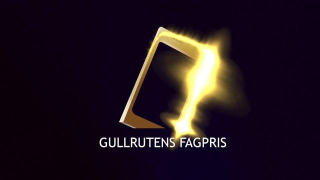 "Working on ""Gullrutens fagpris"""